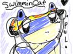 -SwimminCat-