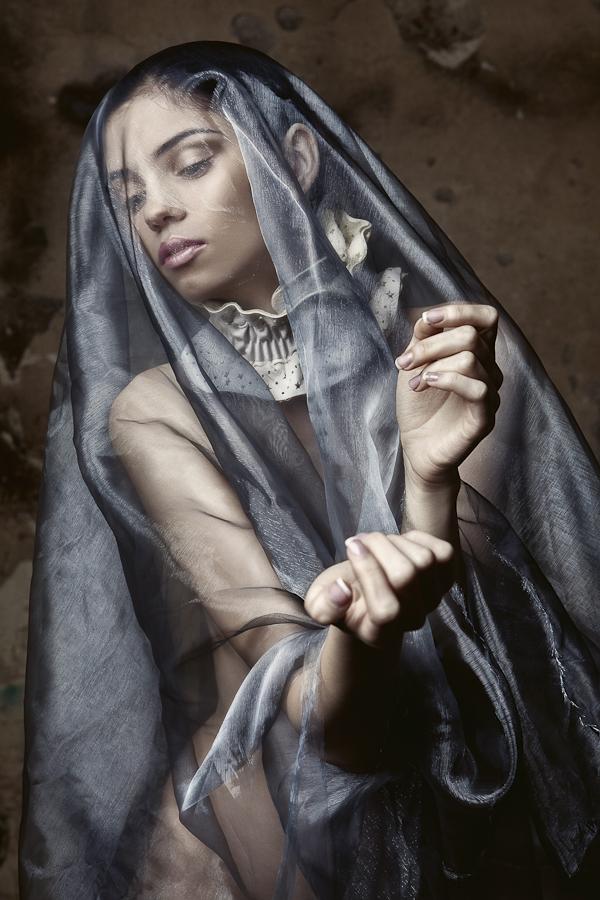 Madonna II by idaniphotography