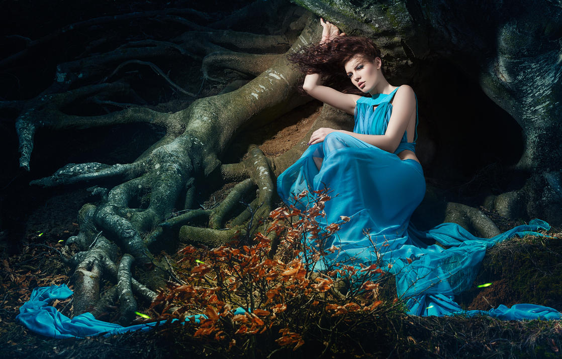 Magic Love II by idaniphotography