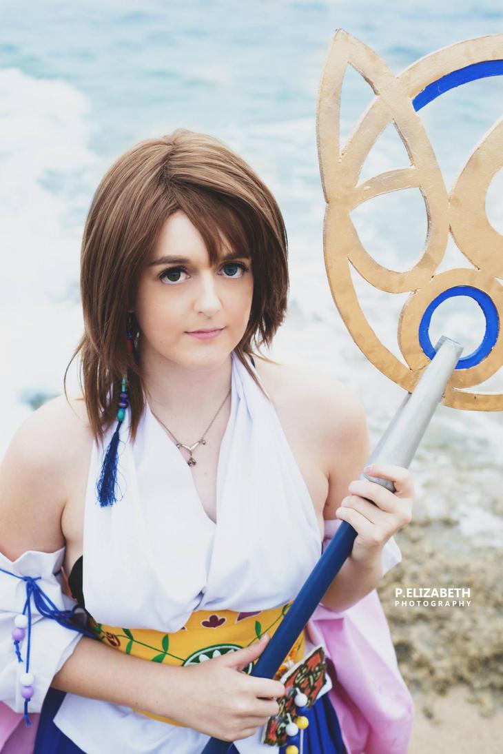 Yuna III by GunnerYunie