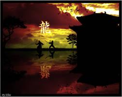 Samurai Fight by el1as