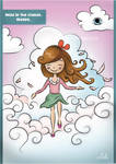 Lala - Head in the clouds by lauramiclea