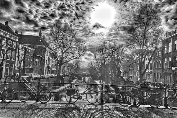 My old town by zillahderigeaud