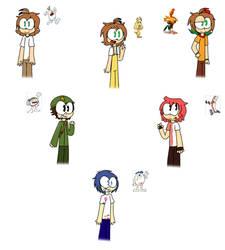 Human HuevoCartoon (1/?) by FlorCute2002