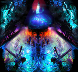 The Rave Cave of Psychotropic Nightmares