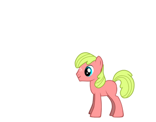 Mal Hearts Vector (No Cutie Mark) No Accessories. by TheMultiBrony22