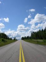 The road ahead by zironjones