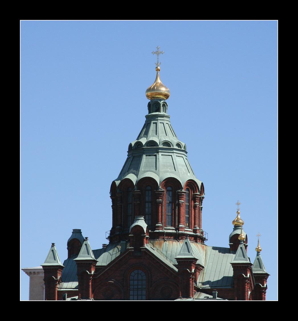 Uspenski Cathedral by zironjones