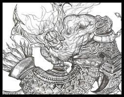 Hashmal: Final Fantasy XII by 1pen