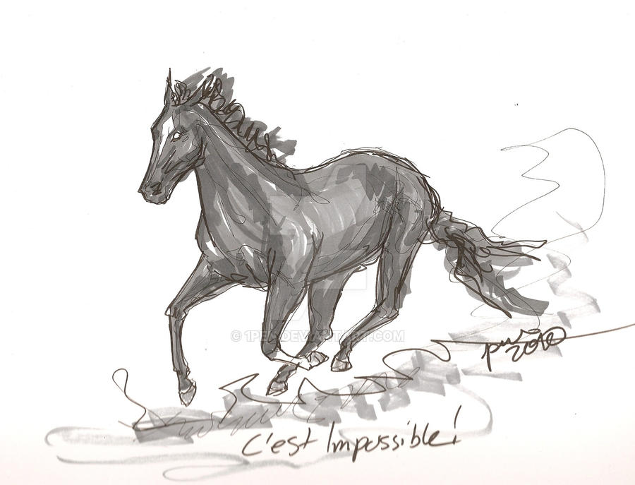 GIFT: C'est Impossible by 1pen
