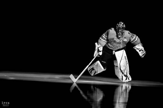 Golden Goalie
