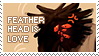 Ferragus stamp by izulin