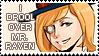 Mr. Raven stamp by izulin