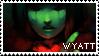Stamp Wyatt by izulin