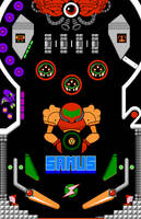 Pinball Warrior by Combotron-Robot