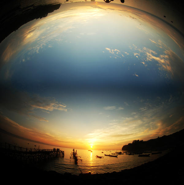 sun will shine by iyodeh