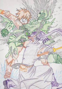 Manga Artworks