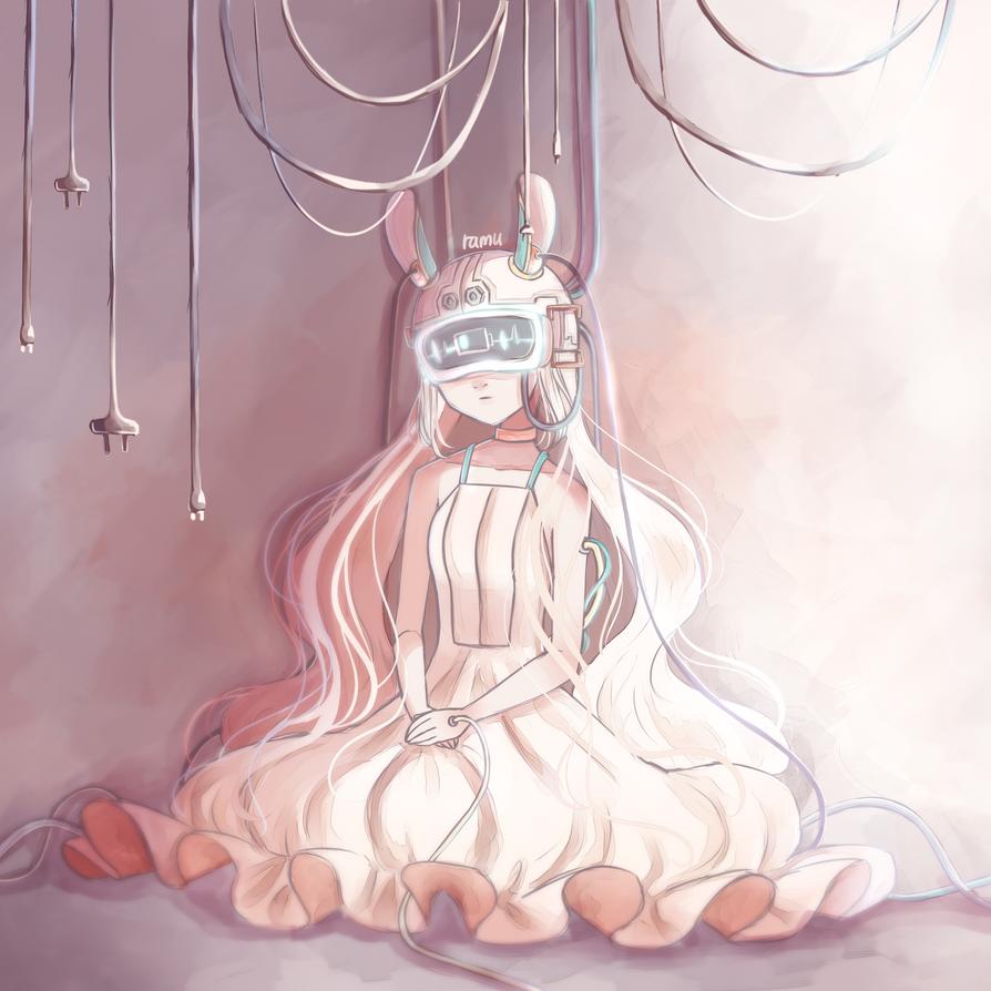 Aria Charge by fantasyofart