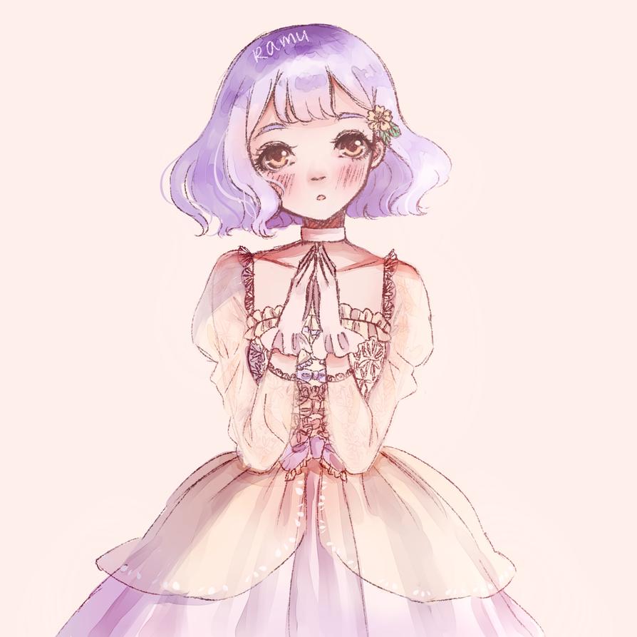 Luna Ball by fantasyofart