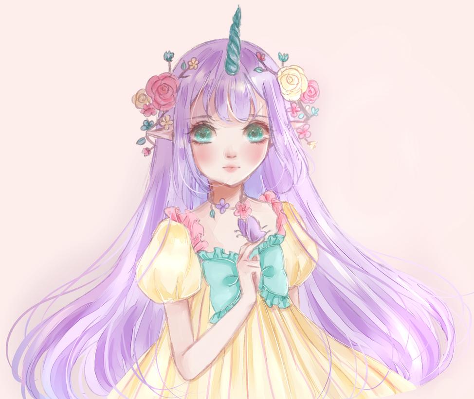 Firi by fantasyofart
