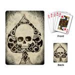 Ace Death card playning cards