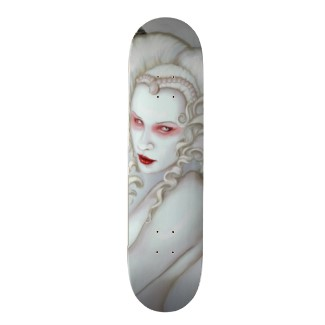 Supplicate Skate Board by ShayneOtheDead