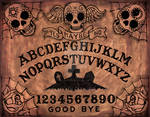 Day of the Dead Ouija Board