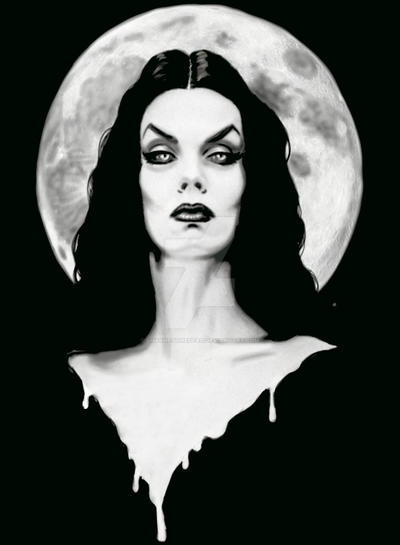 Vampira by ShayneOtheDead