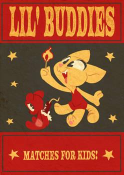 Lil' Buddies matches 2