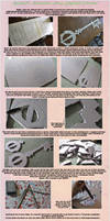 insulation foam keyblade tutorial pt1/2