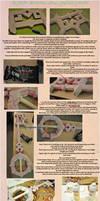 insulation foam keyblade tutorial part 2/2