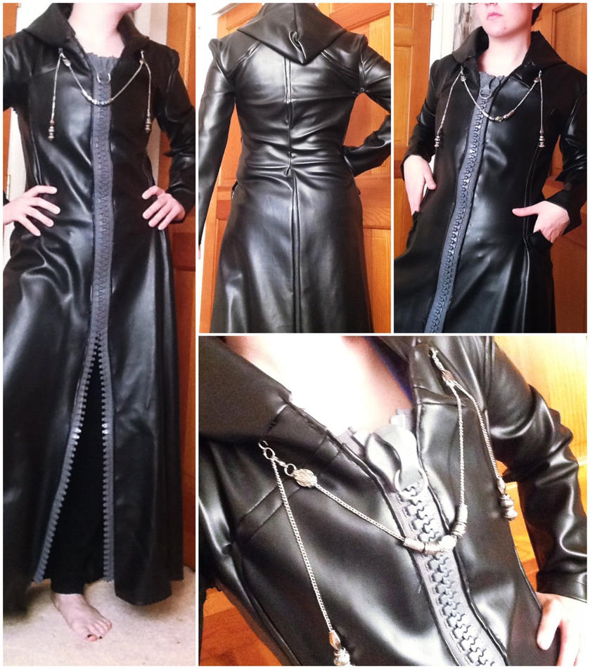 FOR SALE - Organization XIII Coat by Inspiral
