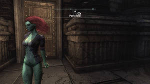 BAC PLAYABLE POISON IVY by CapLagRobin