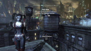 BAC PLAYABLE HARLEY QUINN MOURNING by CapLagRobin