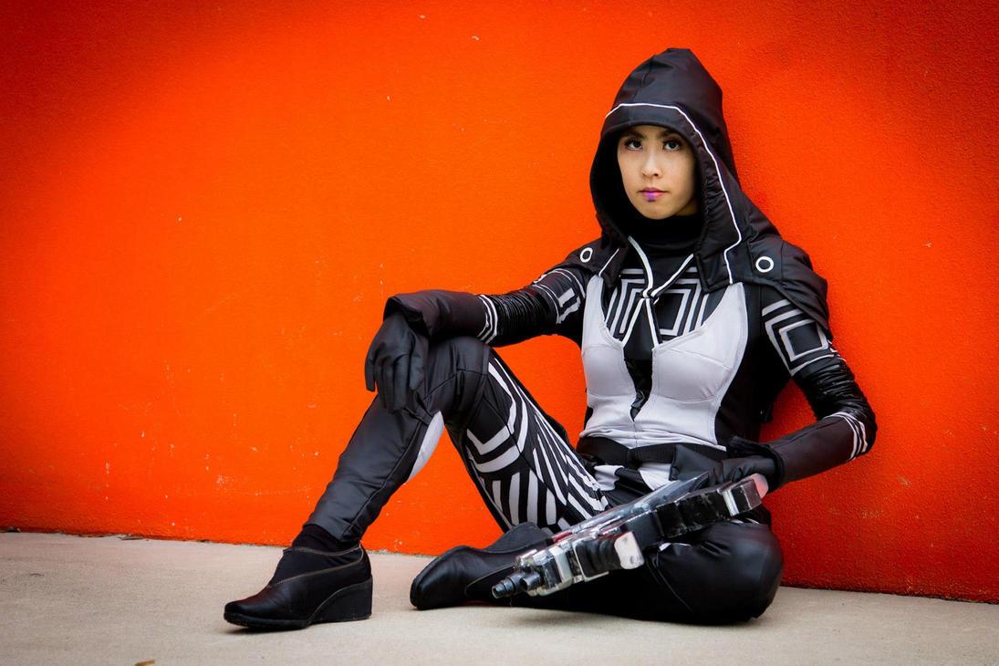 Kasumi Goto: Mass Effect 3 by Mijiko88
