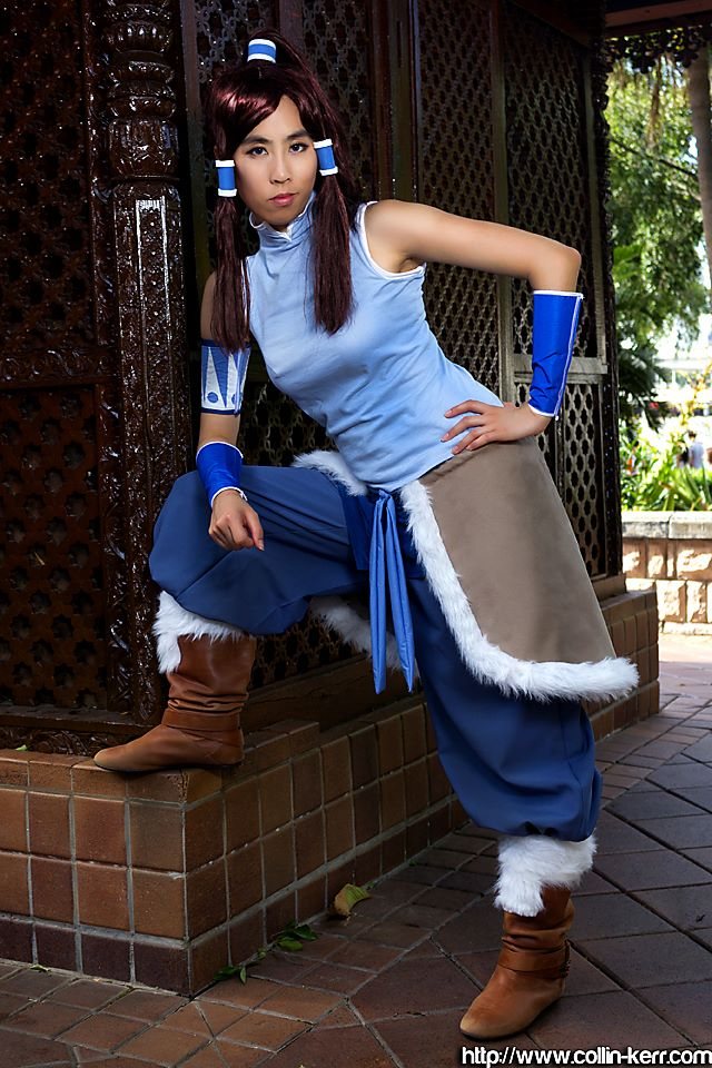 The Legend of Korra by Mijiko88