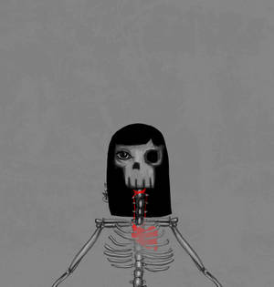 Skeletons in your face