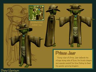 Prince Jaer by drewisgenki