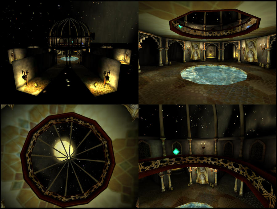 Islamic dome _Revisited_