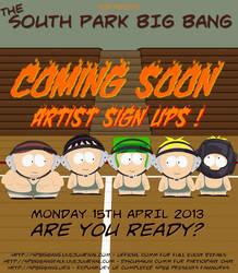 SPBB Artist Sign Ups Coming Soon!
