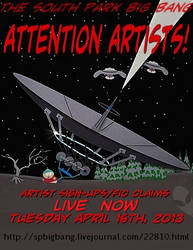 SPBB 2013 Artist Sign-Ups/Fic Claims OPEN NOW