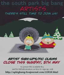 spbb 2013 artist sign ups CLOSING SOON