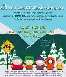 SPRMB 2013 open NOW