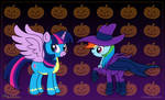 Wonderbolt and Mare Do Well
