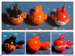 Goldfish Charms