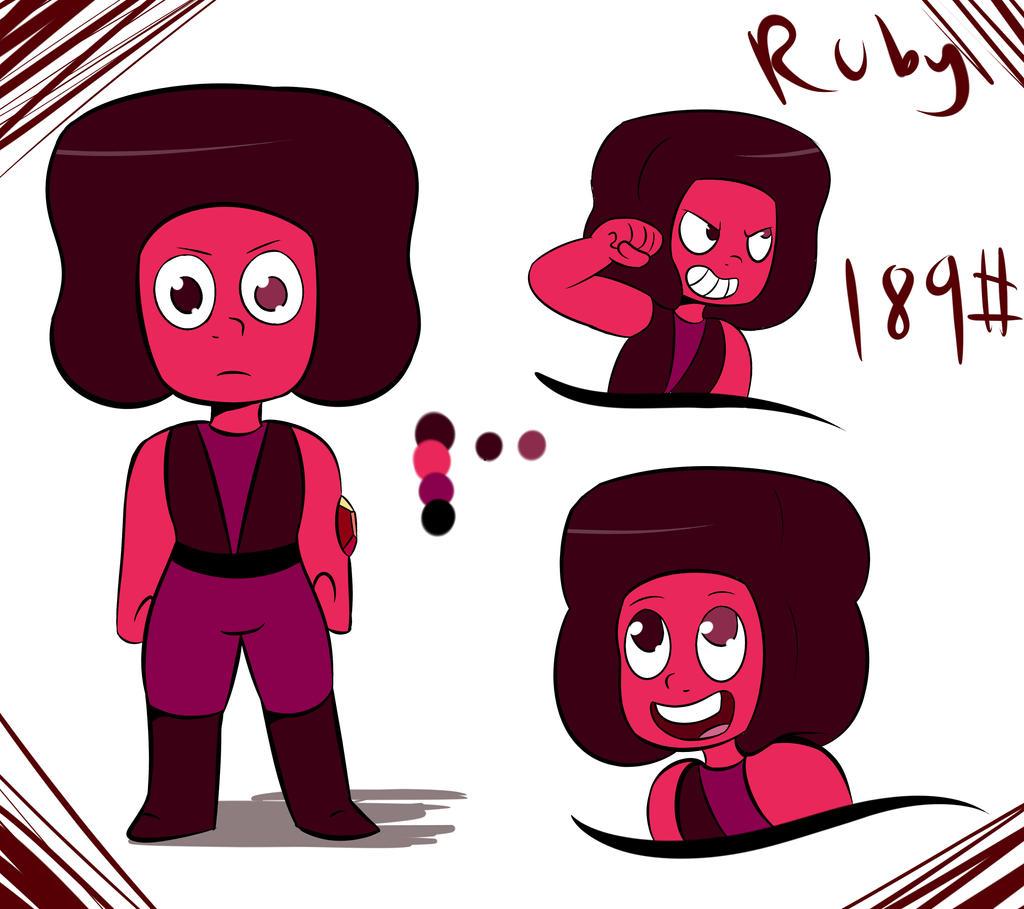 Ruby 189 OC By QueenDarike On DeviantArt