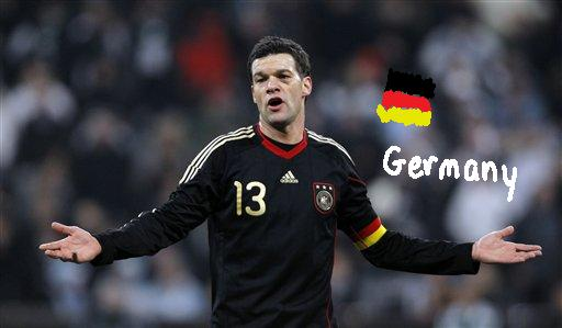 Day 3: Germany vs Australia by piratingpunk