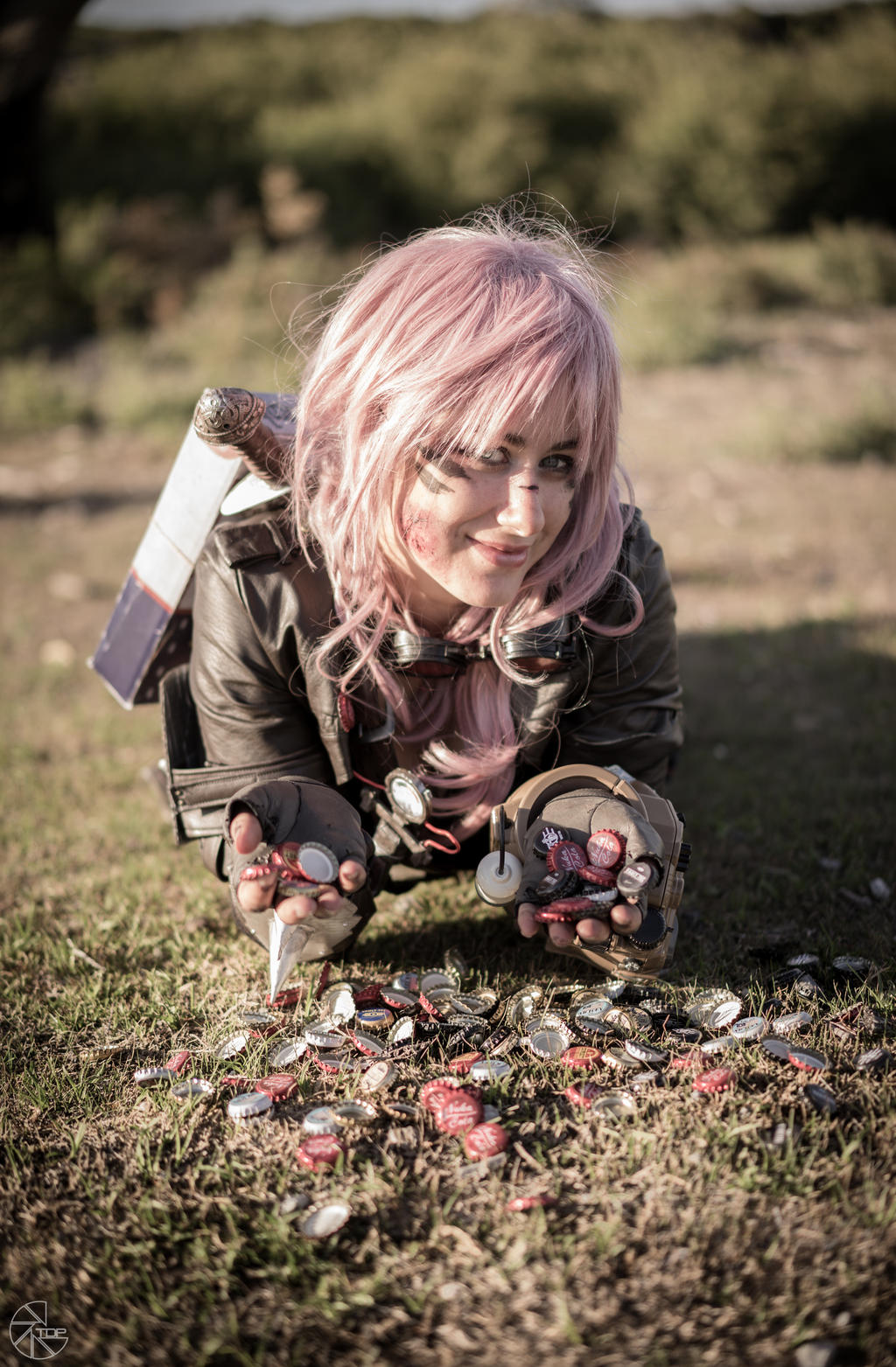 Street Urchin: Sunday Fallout_raider___nuka_cola_by_rose_cosplay-d9t590x