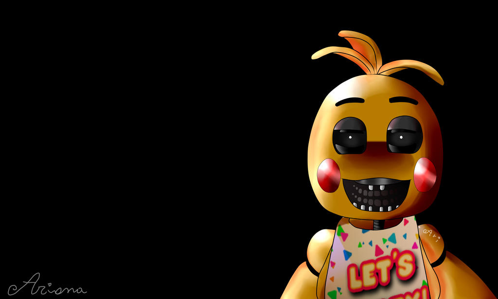 art toy chica wallpaper - photo #5