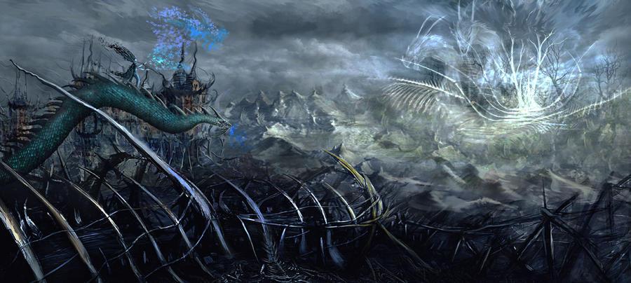 War Dragons by madeincg